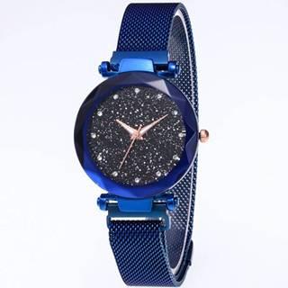 Magnetické Hodinky Stars-Modrá
