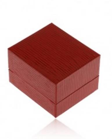 Darčeková krabička na náušn...