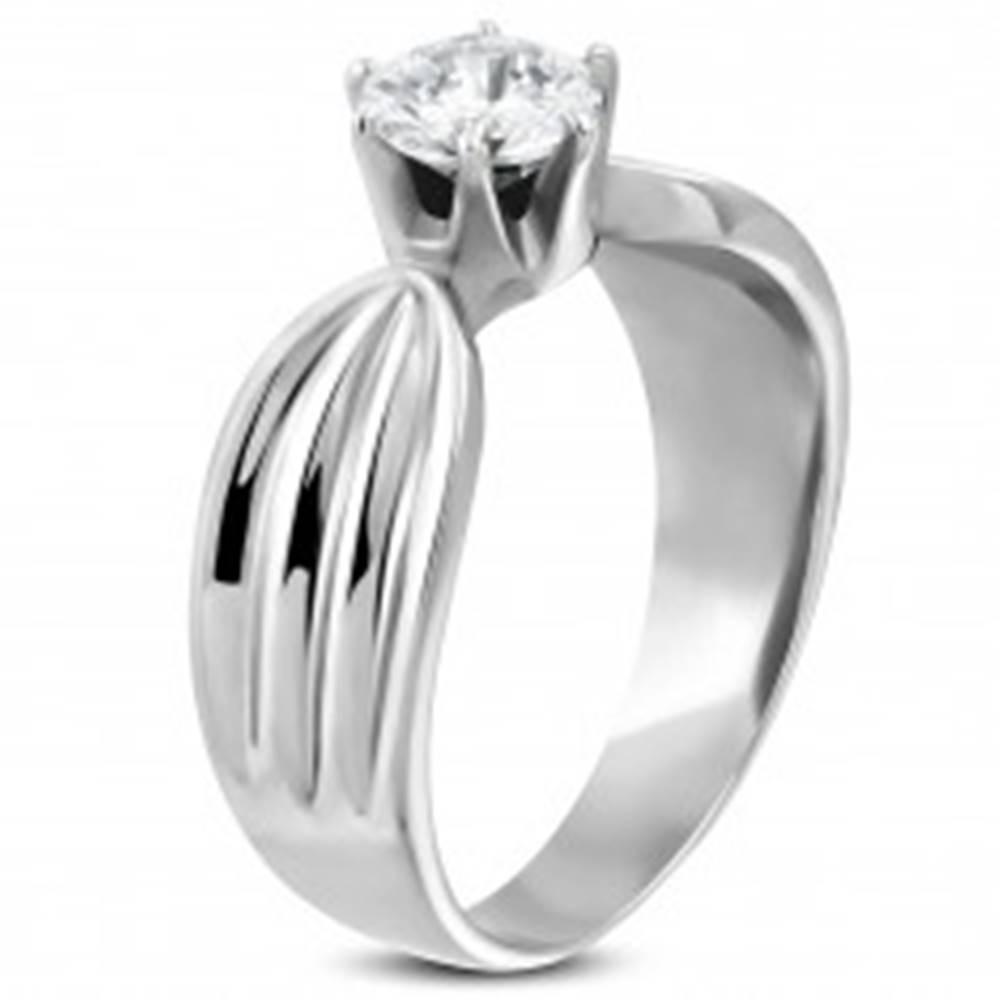 Dámsky prsteň z ocele 316L ...