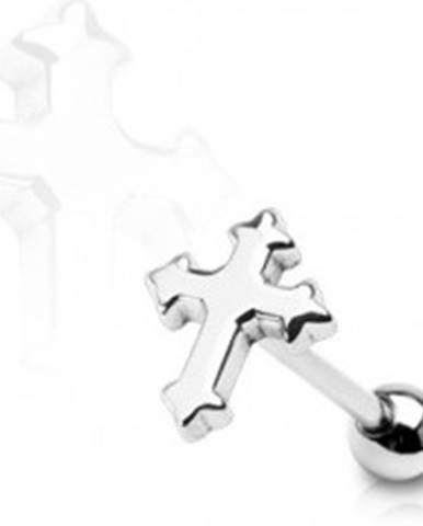 Piercing do jazyka v tvare kríža N27.21
