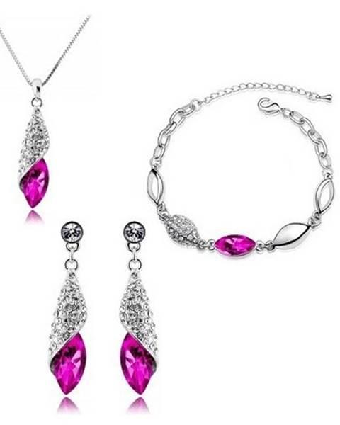 Set BRIDAL - Ružová