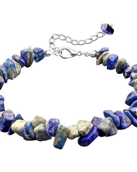 Náramok Nefrit - Modrá